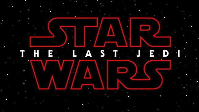 Star Wars: The Last Jedi (PHOTO: Star Wars/Facebook)