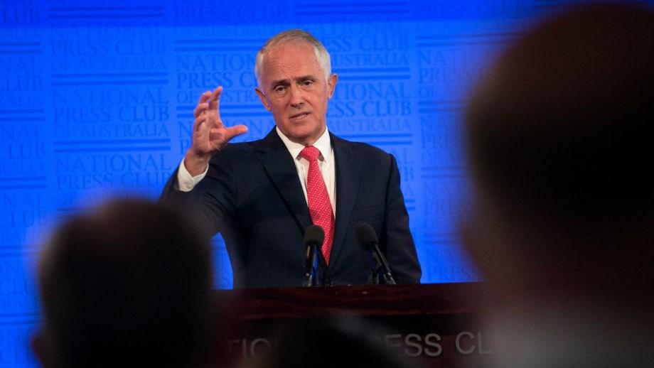 Photo: Malcolm Turnbull/Twitter