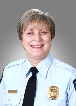 WSP Communications Officer Anne Miller-Hewitt
