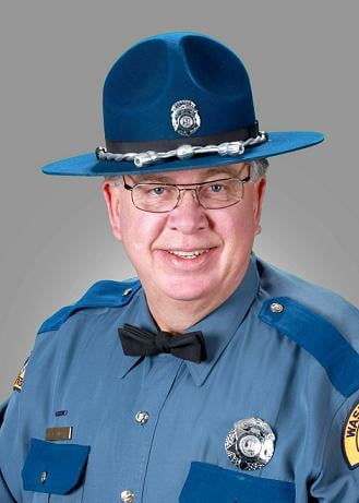 WSP Trooper Gary Miller