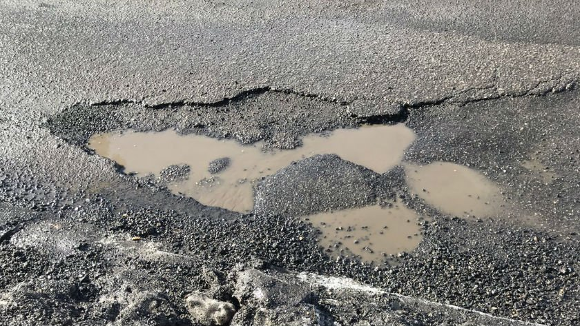 Potholes damage your car? Looking to file a claim? It's pretty easy.