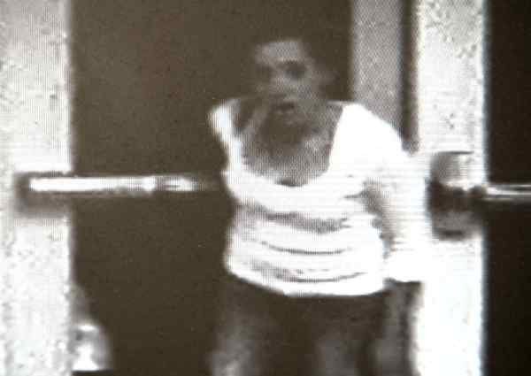 (Surveillance image from The Paul Mitchell School in Spokane Valley)