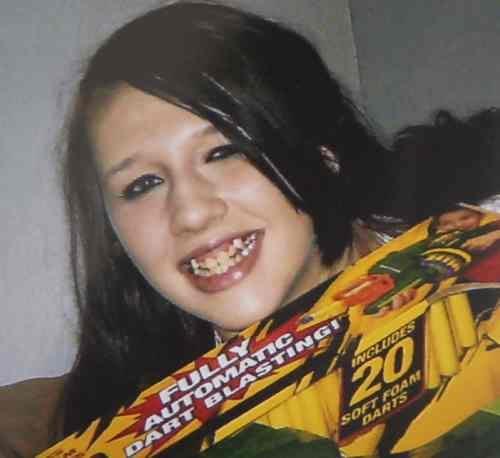 (13-year-old Abby Shearer )
