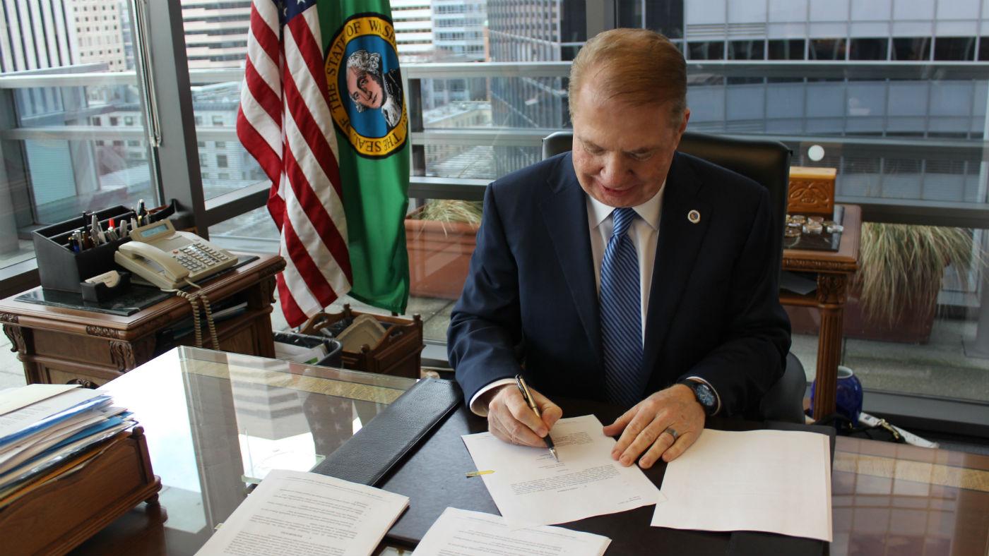 Former Mayor Ed Murray. Photo: Office of the Mayor