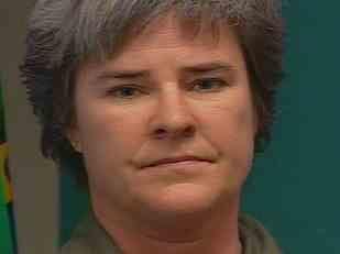 (Former Maj. Margaret Witt of Spokane)