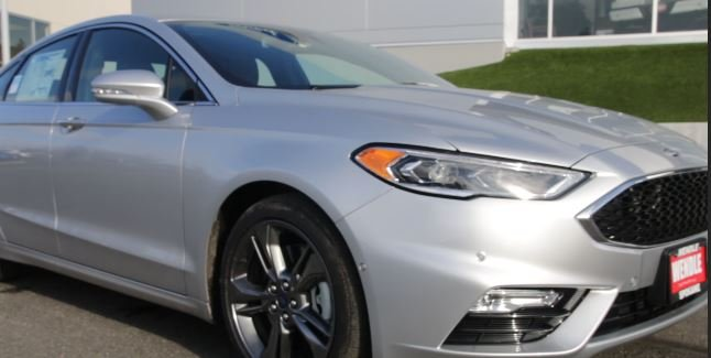 The 2017 Ford Fusion Sport has Pothole Mitigation Technology
