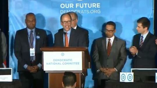 Tom Perez. Photo: NBC