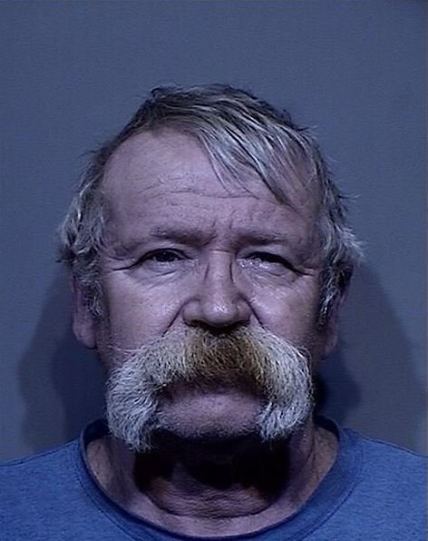 61-year-old Steven T. Denson is wanted for the murder of 37-year-old Kelly A. Pease.