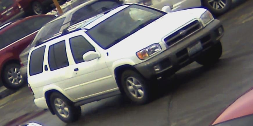Denson was last seen driving a 2000 white Nissan Pathfinder with Washington State license plate AVA9015.