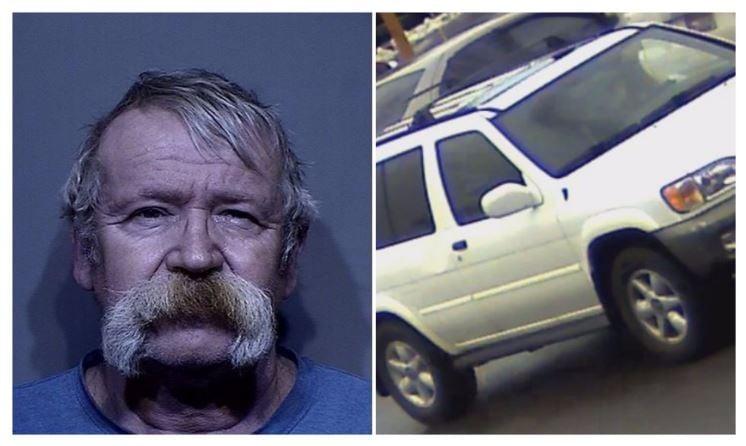 Murder suspect Steven Denson