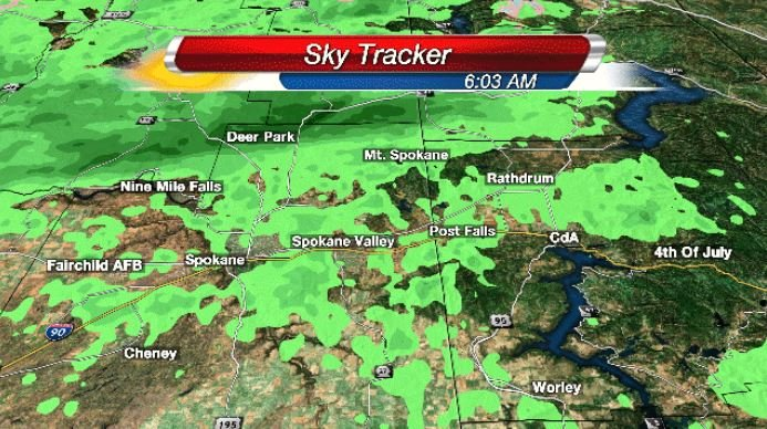 weather authority alert  more rain in the forecast