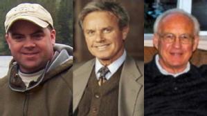 (Rod Rinta, Paul Shenk and Ken Sabin)