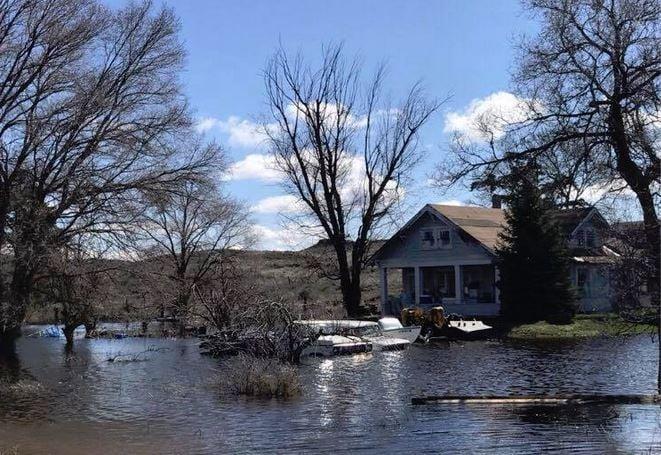 Home in Sprague, WA on Dayton Street