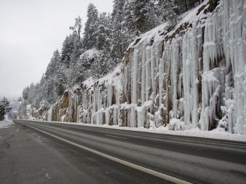(Photo uploaded to our KHQ.com weather page from the Sandpoint area)