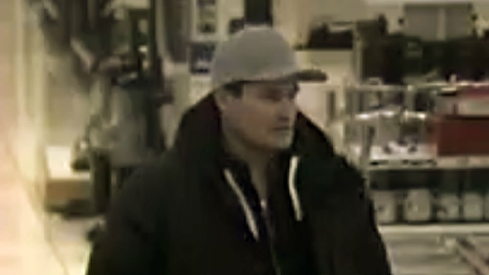 Anyone who can help identify the male suspect or has information regarding this incident is asked to call Detective Darin Staley at 509-477-3160