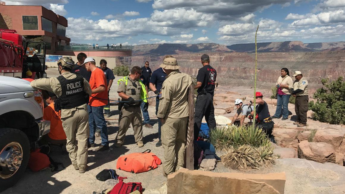 Photo: Hualapai Nation Fire and EMS.