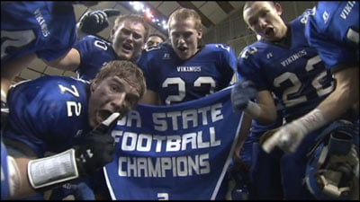 Coeur d'Alene won the 5A State Championship this year, beating Centennial from the Boise area in November (Photo: SWX)