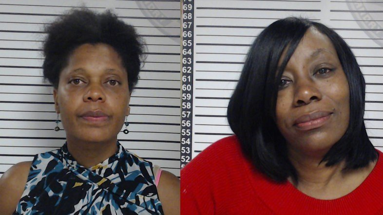 Ann Marie Shelvin (left) and Tracy Gallow (Right) PHOTOS: