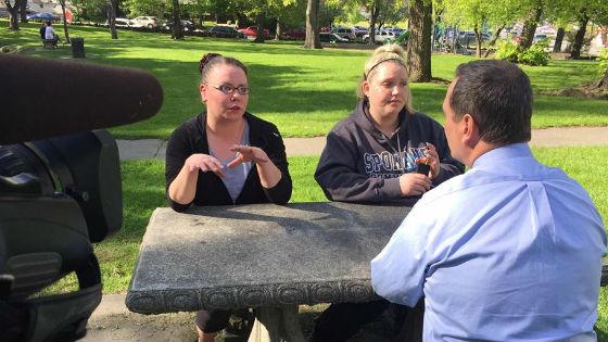 Family, girlfriend of man shot by Spokane Police speak to KHQ ...