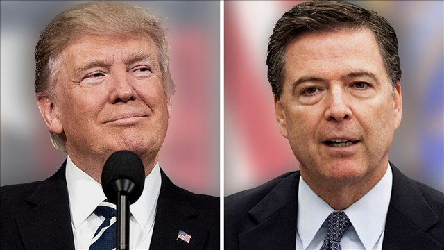 House Intel Dem: If Trump Recorded Talks With Comey, 'Congress Should Subpoena'