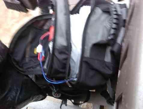(Exclusive KHQ.com photo of the bomb)