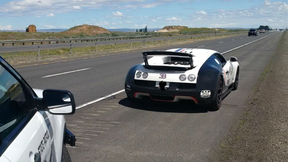 Exotic Cars Headed To Spokane For Rally Busted For Speeding