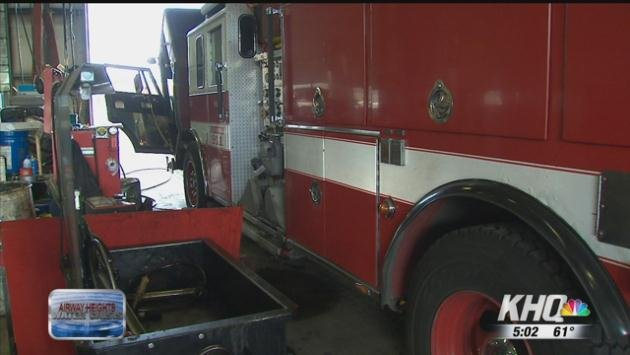 Spokane Fire Department does not use foam that contains PFOA and PFOS.