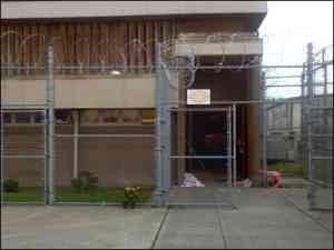Photo of chapel at Monroe correctional facility. (Courtesy: Casey McNerthney, Seattlepi.com)