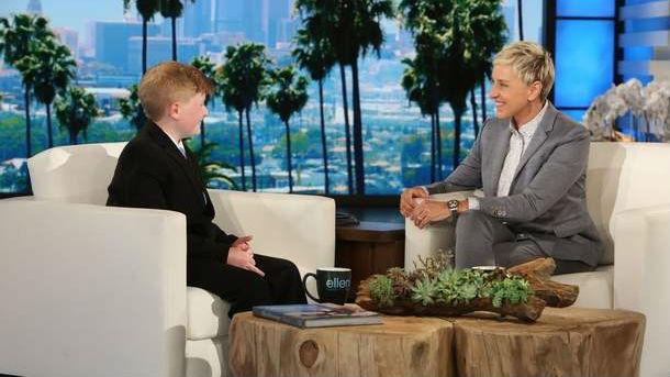 Courtesy Ellen TV