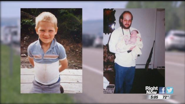 Son of accused deputy murderer speaks out
