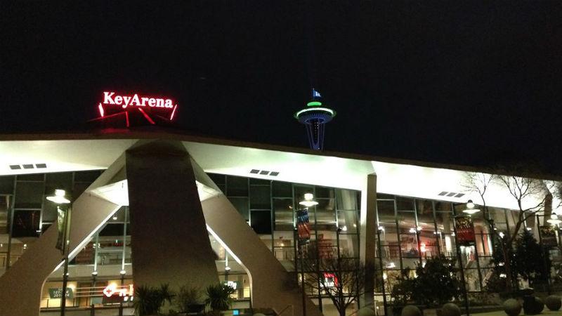 Photo: KeyArena at Seattle Center/Facebook