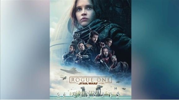 """""""Rogue One: A Star Wars Story"""" on July 5"""