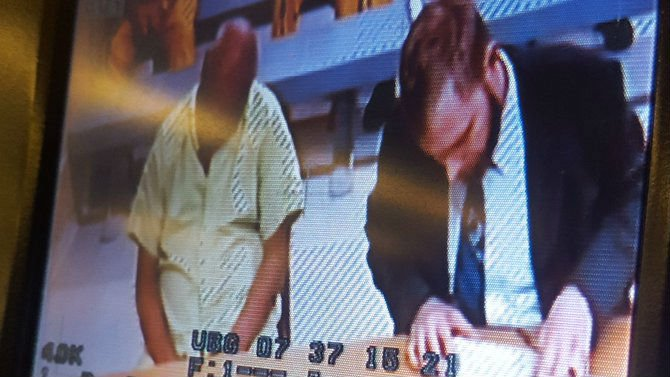 Daniel Love appeared in court Monday.