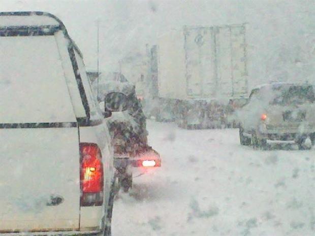 Snoqualmie Pass Hit Hard With Snow Spokane North Idaho