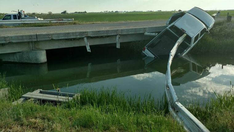 Photos courtesy: Blake Healy of the Aberdeen Springfield Canal Company.