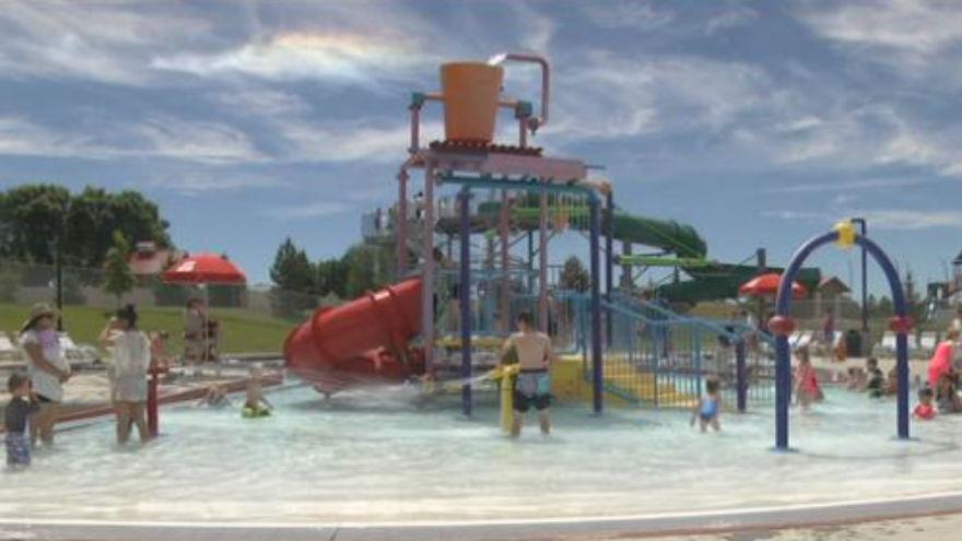 Spokane Pools Slammed With Swimmers Nbc Right Now Kndo Kndu Tri Cities Yakima Wa