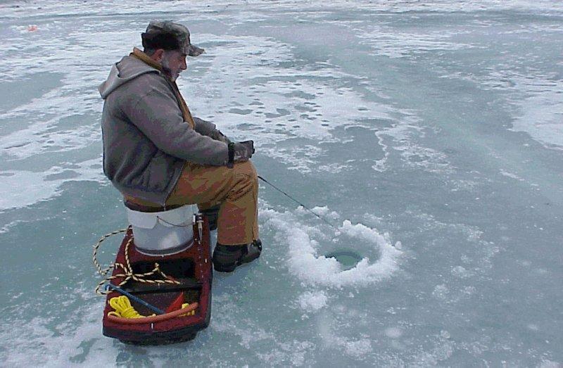Warning ice fishing hazard spokane north idaho news for Idaho ice fishing report