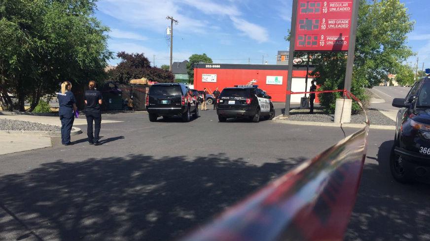 Body Found In Suv In Downtown Spokane