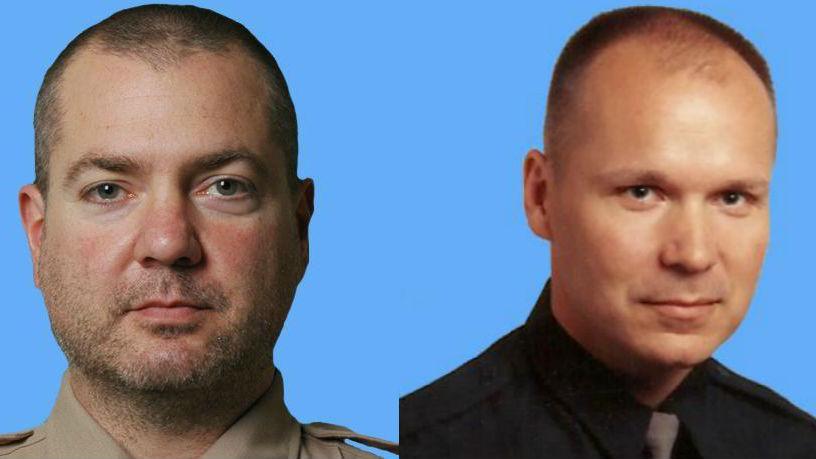 Deputy Paynter and Deputy Audie