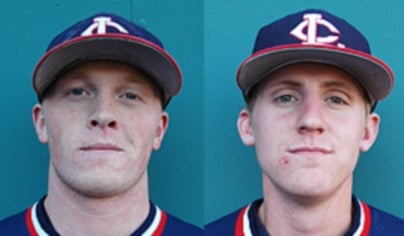 Left - Zachary Hull, Right - Brock Jessup