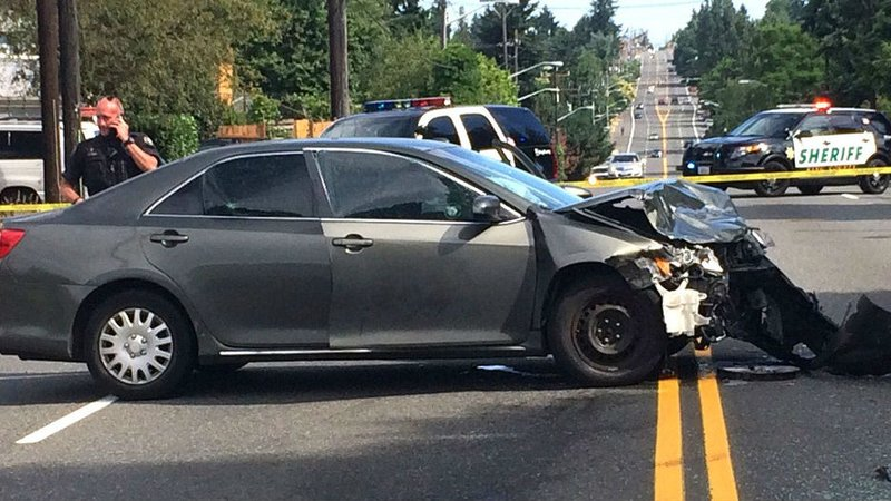 Car Pros Burien: Shoot-out Between 2 Cars Ends With Injuries And Arrest