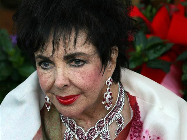 Bon ASSOCIATED PRESS: Screen Legend Elizabeth Taylor, The Violet Eyed Film  Goddess Whose Sultry Screen Life Was Often Upstaged By Her Stormy Personal  Life, Died ...