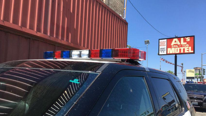 Police Investigating At Als Motel In Spokane
