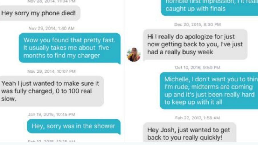 Kent State students will meet IRL after 3 years of Tinder messaging