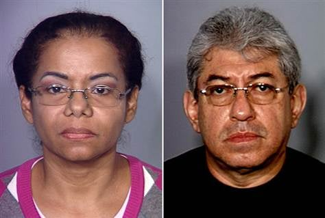 Carmen Olfidia Torres-Sanchez and Ruben Darion Matallana-Galvas are facing murder charges in the death of a woman who was allegedly in their care for a cosmetic surgery procedure.
