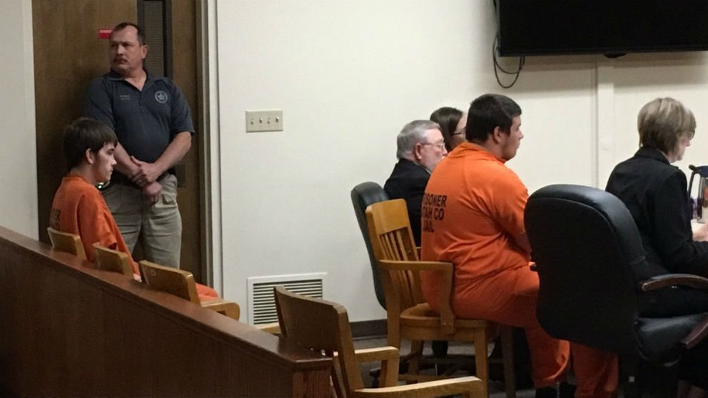 Tennant and McKetta appear in court Wednesday