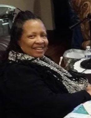Aaron Miller's mother, Anita Jackson