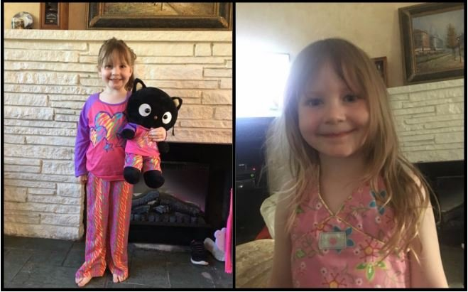 Police searching for 4-year-old Edmonds girl