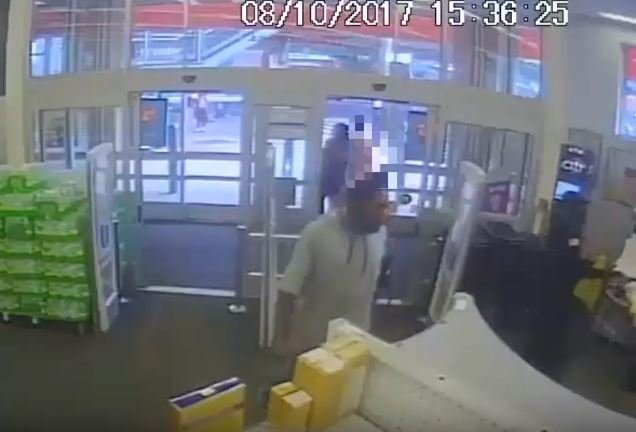 Surveillance video still provided by NYPD