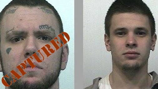 Inmates who escaped from Washington fire crew spotted in SE Portland